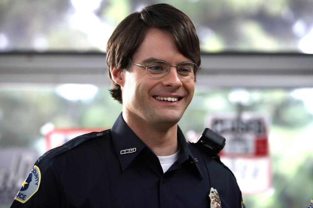 SUPERBAD, Bill Hader, 2007. ©Columbia Pictures