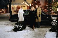SURVIVING CHRISTMAS, Jennifer Morrison, Stephanie Faracy, David Selby, 2004, (c) DreamWorks