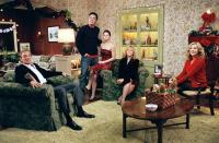 SURVIVING CHRISTMAS, David Selby, Ben Affleck, Jennifer Morrison, Stephanie Faracy, Catherine O'Hara, 2004, (c) DreamWorks