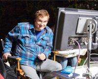 THE NICE GUYS, director Shane Black, on set, 2016. ph: Daniel McFadden/© Warner Bros.