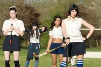 ST. TRINIAN'S, Talulah Riley, Paloma Faith, Kathryn Drysdale, Gemma Arterton, 2007. ©NeoClassics Films
