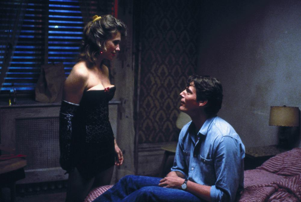 STREET SMART, Kathy Baker, Christopher Reeve, 1987, (c) Cannon Films