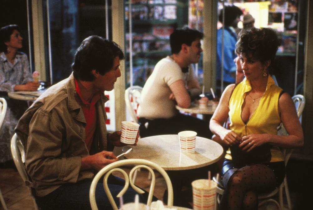 STREET SMART, Christopher Reeve, Kathy Baker, 1987, (c) Cannon Films