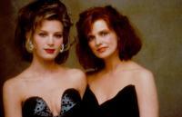 STRAPLESS, from left: Bridget Fonda, Blair Brown, 1989, © Miramax