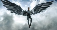 X-MEN: APOCALYPSE,  Ben Hardy, as Archangel, 2016./TM and Copyright © 20th Century Fox Film Corp. All rights reserved.