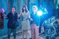 GHOSTBUSTERS, from left: Melissa McCarthy, Kristen Wiig, Kate McKinnon, Leslie Jones, 2016. ph: Hopper Stone/© Columbia Pictures