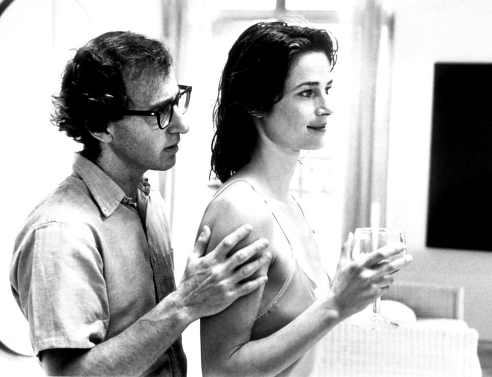 STARDUST MEMORIES, Woody Allen, Charlotte Rampling, 1980, (c) United Artists