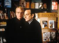 STATE AND MAIN, Philip Seymour Hoffman, David Paymer, 2000, (c) Fine Line Features