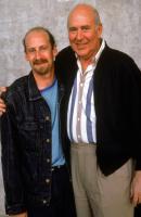 THE SPIRIT OF '76, director Lucas Reiner, Carl Reiner on set, 1990, (c) Columbia