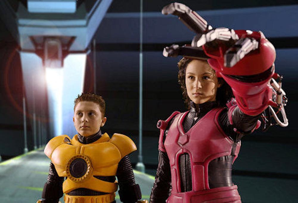SPY KIDS 3-D: GAME OVER, Daryl Sabara, Alexa Vega, 2003. (c)Dimension Films/.