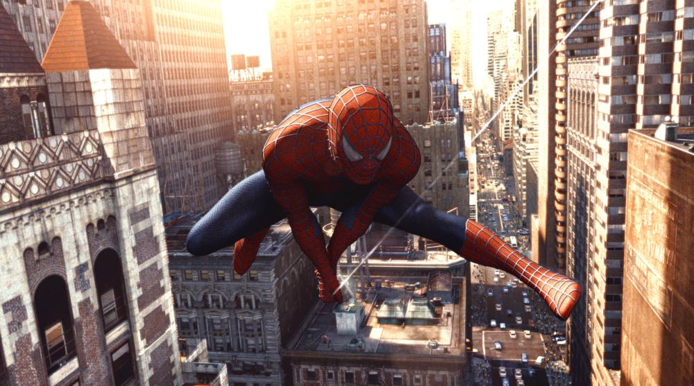 SPIDER-MAN 2, Tobey Maguire, 2004, (c) Columbia