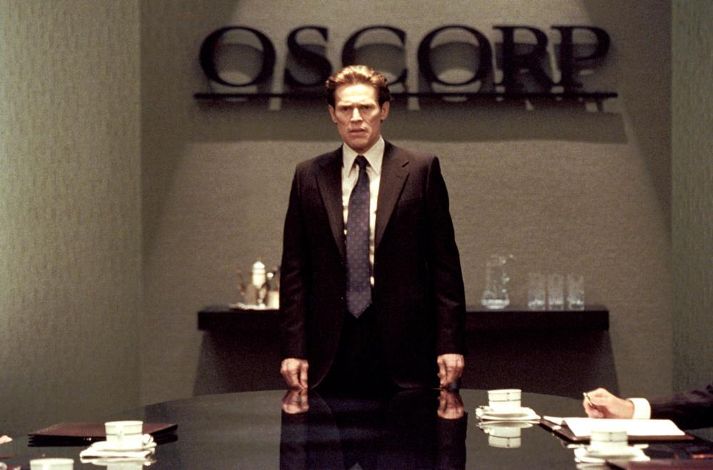 SPIDER-MAN, Willem Dafoe, 2002, (c)Columbia Pictures