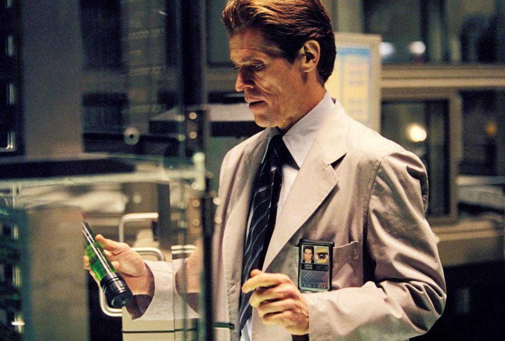 SPIDER-MAN, Willem Dafoe, 2002, (c) Columbia Pictures