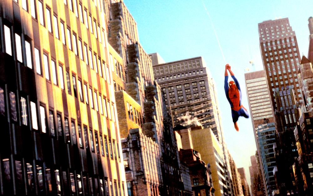 SPIDER-MAN, Tobey Maguire, 2002, (c) Columbia Pictures