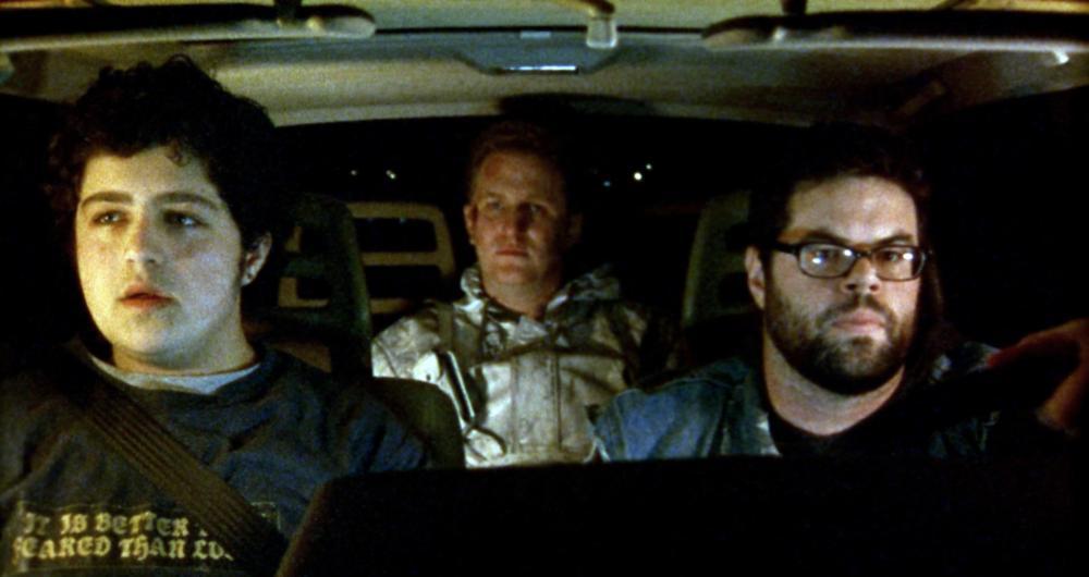 SPECIAL, from left: Josh Peck, Michael Rapaport, Robert Baker, 2006. ©Magnet Releasing