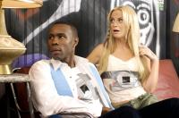 SOUTHLAND TALES, Wood Harris, Amy Poehler, 2006. ©Universal
