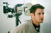 SOUTHLAND TALES, director Richard Kelly, on set, 2006. ©Universal