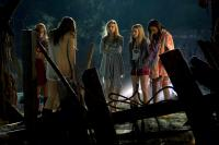 SORORITY ROW, Rumer Willis (left), Leah Pipes (center), Margo Harshman (second from right), Jamie Chung (right), 2009. ©Summit Entertainment