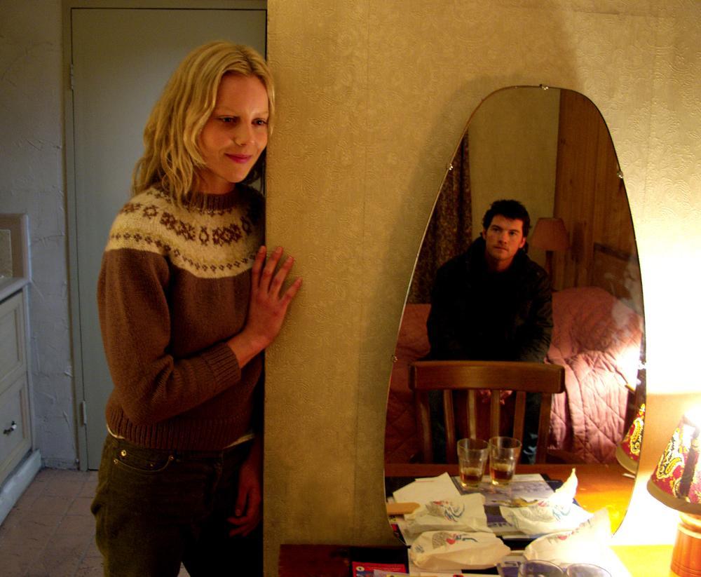 SOMERSAULT, Abbie Cornish, Sam Worthington, 2004, (c) Magnolia Pictures