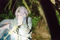 BLAIR WITCH, (aka THE WOODS), Valorie Curry, 2016. ph: Chris Helcermanas-Benge/© Lionsgate