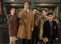SIXTY SIX, from left: Catherine Tate, Peter Serafinowicz, Eddia Marsan, Helena Bonham Carter, Gregg Sulkin, 2006. ©First Independent Pictures Helena Bonham Carter, 2006. ©First Independent Pictures