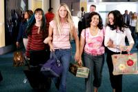 THE SISTERHOOD OF THE TRAVELING PANTS, Amber Tamblyn, Blake Lively, America Ferrera, Alexis Bledel, 2005, (c) Warner Brothers