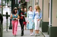 THE SISTERHOOD OF THE TRAVELING PANTS, America Ferrera, Amber Tamblyn, Alexis Bledel, Blake Lively, 2005, (c) Warner Brothers