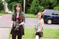 THE SISTERHOOD OF THE TRAVELING PANTS, Amber Tamblyn, Jenna Boyd, 2005, (c) Warner Brothers