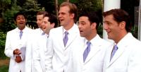SING NOW OR FOREVER HOLD YOUR PEACE, (aka SHUT UP AND SING), David Harbour (center), 2006, (c)Strand Releasing