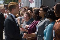 HIDDEN FIGURES, from left, Glen Powell, Octavia Spencer, Janelle Monae, 2016, photo by Hopper Stone, ©Fox 2000 Pictures