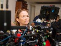 BRIDGET JONES'S BABY, director Sharon Maguire on set, 2016. ph: Giles Keyte/©Universal Pictures