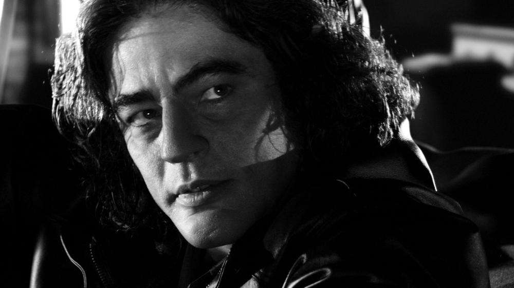 SIN CITY, Benicio Del Toro, 2005, (c) Dimension Films