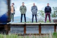 T2: TRAINSPOTTING, from left: Ewen Bremner, Ewan McGregor, Jonny Lee Miller, Robert Carlyle, 2017. ph: Jaap Buitendijk/© Sony Pictures Releasing