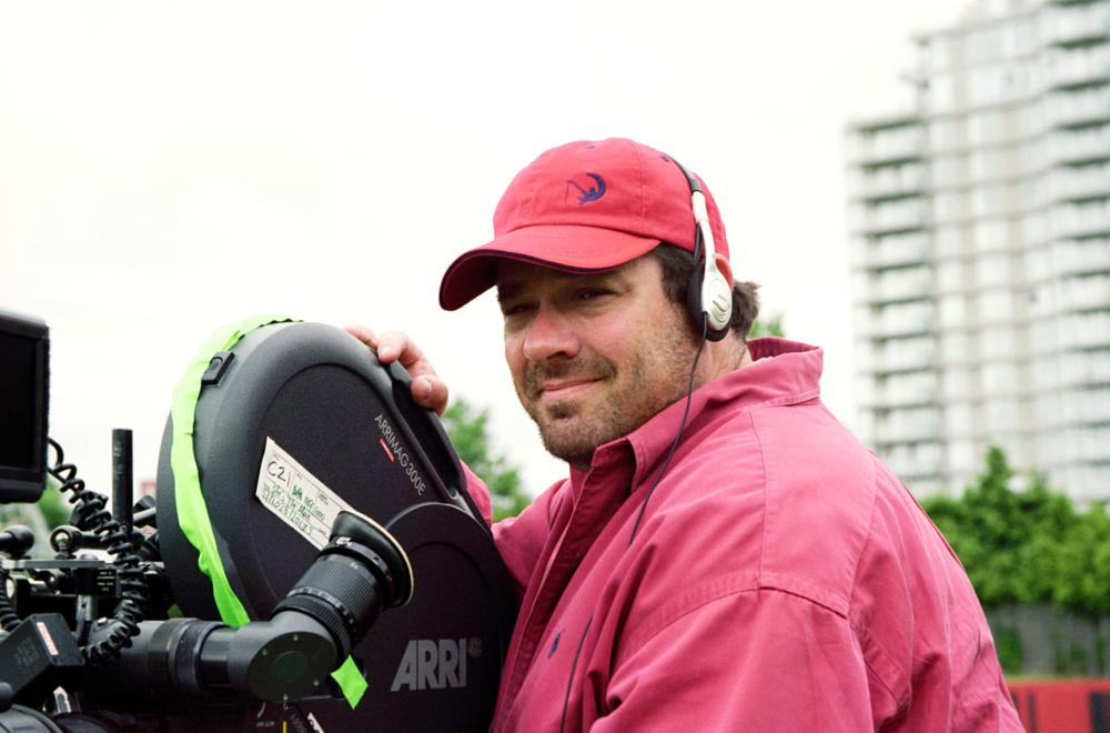SHE'S THE MAN, producer/director Andy Fickman, on set, 2006, ©DreamWorks
