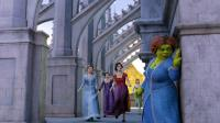 SHREK THE THIRD, (aka SHREK 3), Cinderella (voice: Amy Sedaris), Doris, The Ugly Stepsister (voice: Larry King), Snow White (voice: Amy Poehler), Sleeping Beauty (voice: Cheri Oteri), Princess Fiona (voice: Cameron Diaz), 2007. ©Paramount