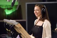 SHREK THE THIRD, (aka SHREK 3), Maya Rudolph (voice of Rapunzel), on set, 2007. ©Paramount