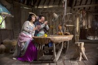 MONSTER HUNT, (aka ZHUO YAO JI), from left: Sandra Ng, Eric Tsang, 2015. ©FilmRise