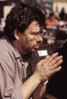 THE SHAPE OF THINGS, Director Neil LaBute on the set, 2003, (c) Focus Features