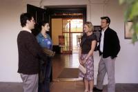 THE SHAPE OF THINGS, Paul Rudd, Rachel Weisz, Gretchen Mol, Frederick Weller, 2003, (c) Focus Features