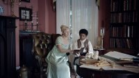 THE BIRTH OF A NATION, from left: Penelope Ann Miller, Tony Espinosa, 2016. TM and copyright ©Fox Searchlight Pictures. All rights reserved.
