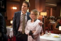 THE LATE BLOOMER, l-r: Paul Wesley, Brittany Snow, 2016. ©Momentum Pictures