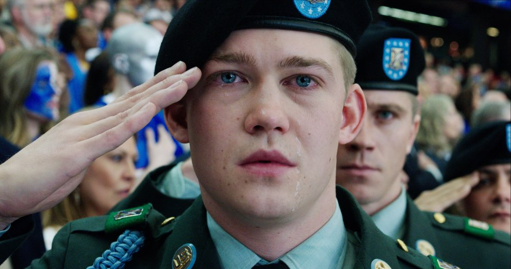 BILLY LYNN'S LONG HALFTIME WALK, Joe Alwyn, 2016. © TriStar Pictures