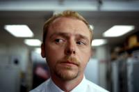 SHAUN OF THE DEAD, Simon Pegg, 2004, (c) Rogue Pictures