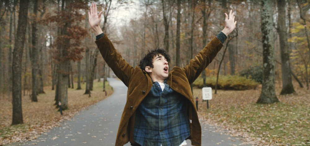 COMING THROUGH THE RYE, Alex Wolff, 2015. ©Samuel Goldwyn Films