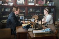 AMERICAN PASTORAL, from left: Ewan McGregor, Valorie Curry, 2016. Ph: Richard Foreman/©Lionsgate