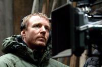 SHERLOCK HOLMES, director  Guy Ritchie, on set, 2009. ph: Alex Bailey/©Warner Bros.