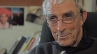 ON MEDITATION, Peter Matthiessen, 2016. © Snapdragon Films
