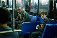 THE DARK TOWER, from left: Idris Elba, Tom Taylor, 2017. ph: Jessica Miglio/© Columbia Pictures