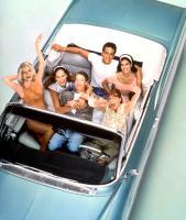 SHAG, Bridget Fonda, Annabeth Gish, Scott Coffey, Robert Rusler, Phoebe Cates, Page Hannah, 1989, (c) Hemdale