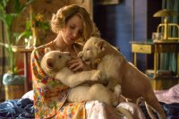 THE ZOOKEEPER'S WIFE, Jessica Chastain, 2017. ph: Anne Marie Fox/©Focus Features